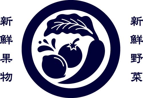 八百眞ロゴ